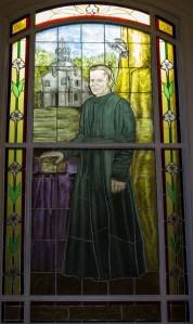 El primero santo canonizado de la Congregación de Santa Cruz
