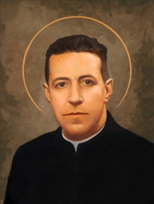 Saint Alberto Hurtado