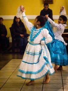 Baile Folklórico Peruano
