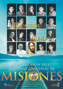 Domingo Universal de Misiones
