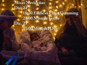 Misas Navideñas
