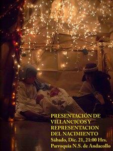 Villancicos Afiche