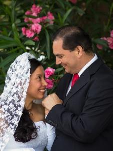 Patricio y Sara