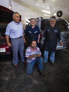 Manuel y los Mecánicos