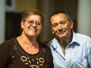 Armando y Cristina