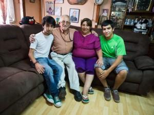 La Familia Villaronga Perez