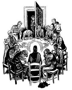 Eichenber Last Supper