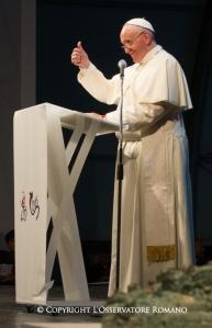 Foto por el L'Osservatore Romano