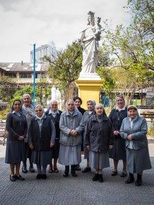 Las Hijas de Maria Auxiliadora