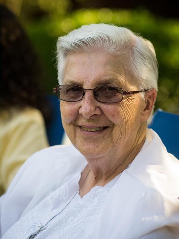 Hermana Catalina Poirier, C.S.C.