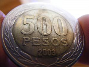 Quinientos pesos